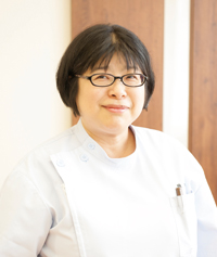 Keiko Taneda, Department Chair Acupuncture, Moxibustion, and Anma/Massage/Shiatsu Course